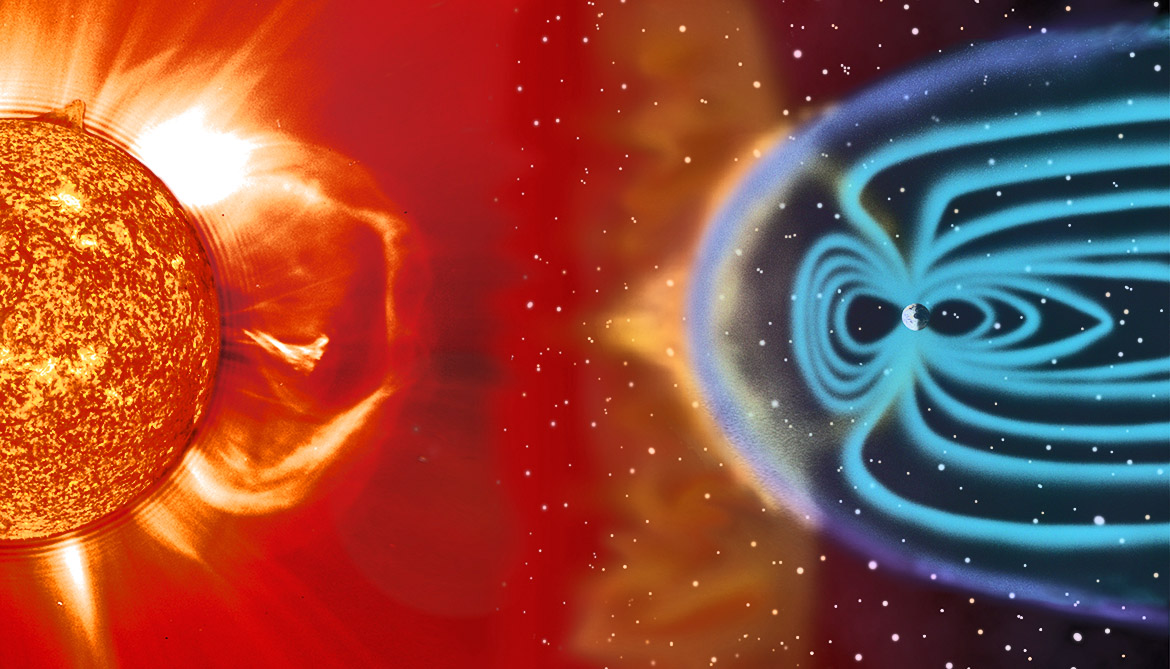 If Earth's magnetic field flips, will cancer rates spike?