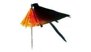 drink umbrella with shadow