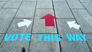voting arrows