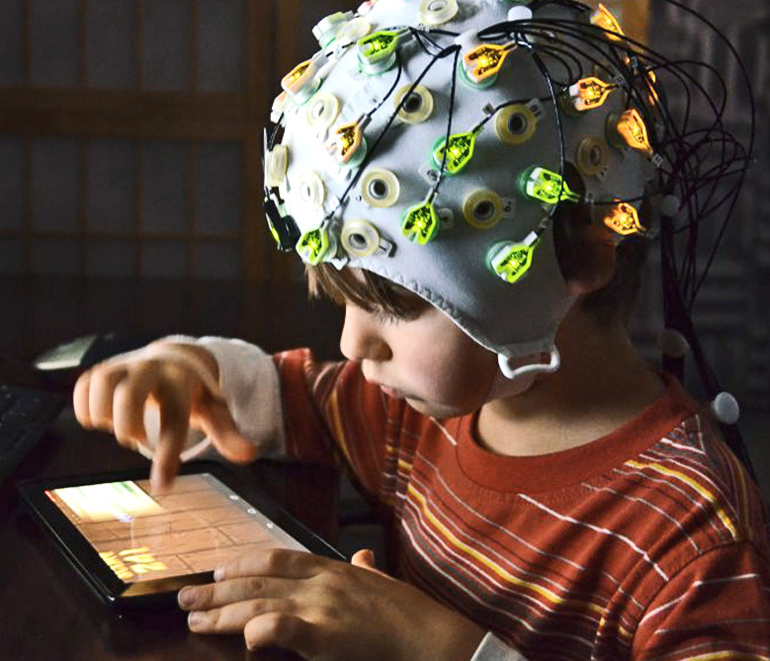child in generosity study
