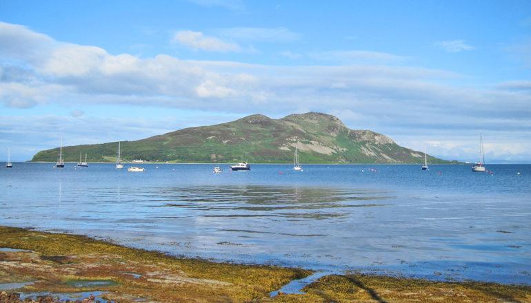 Lamlash Bay marine reserve