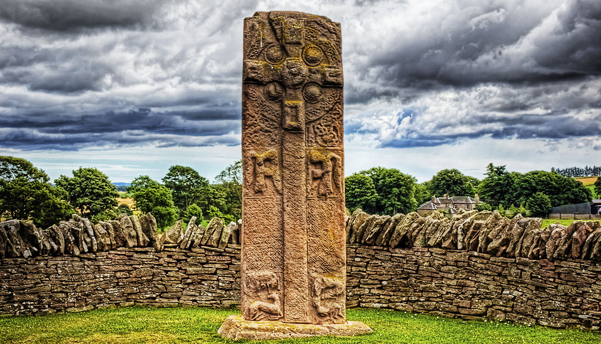 How the Picts got their fierce reputation