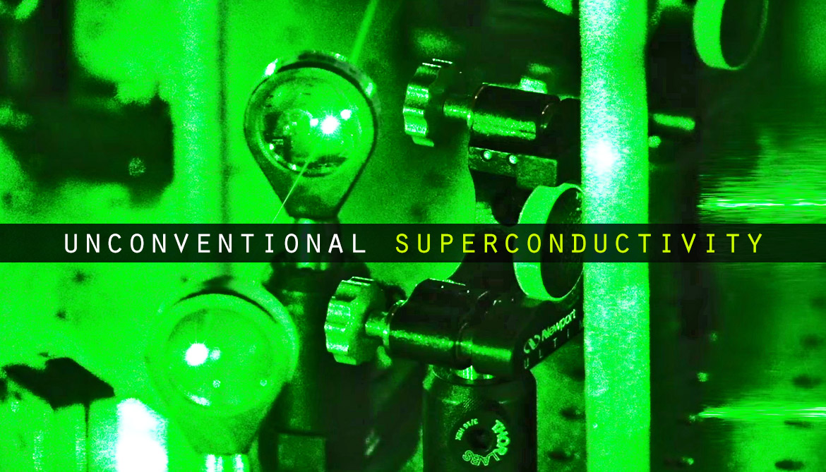 Cold atoms and lasers do what computers can't