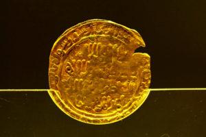 Genghis Khan coin