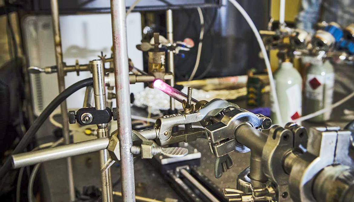 How to make graphene at room temperature