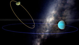 habitable planet and another in orbit