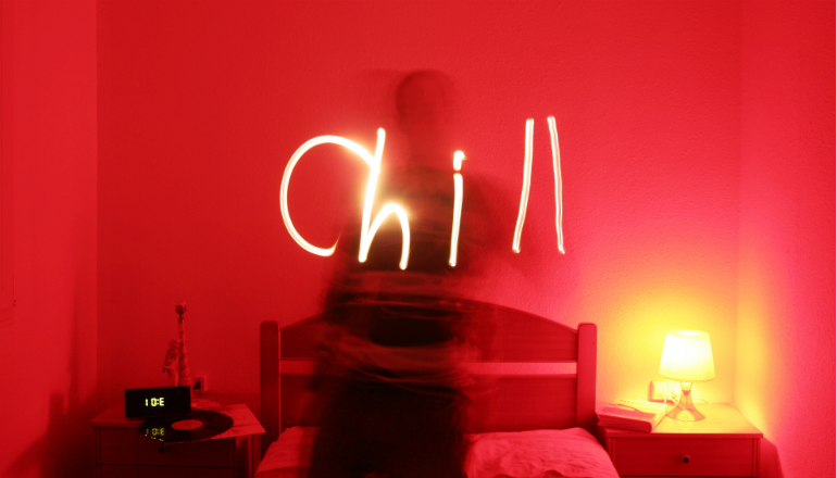 Chill out: You control your stress response