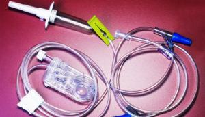IV drip tubes
