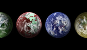 colors on planets