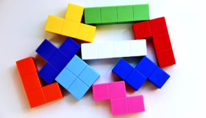 math puzzle toy