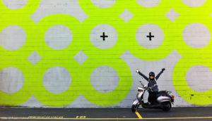 circle mural