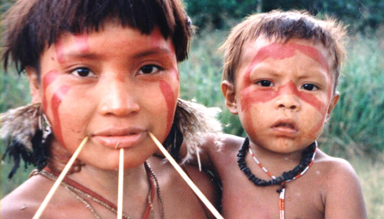 Remote tribe has antibiotic resistance genes