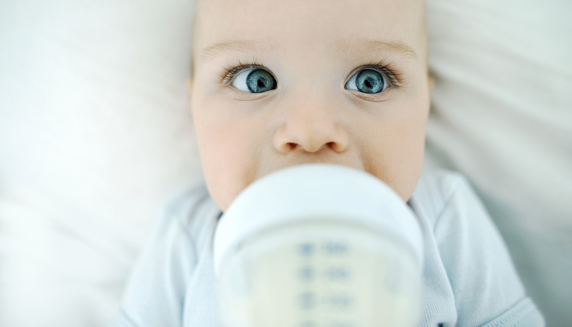 Overfed babies may develop 'inflamed fat'