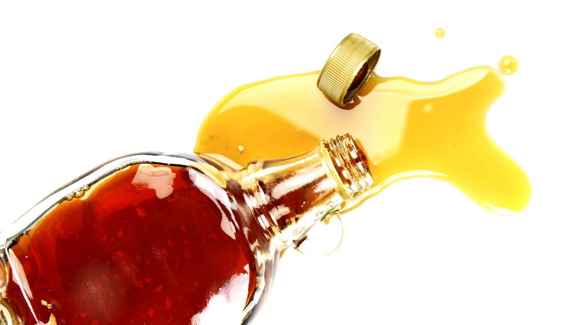 How maple syrup could improve antibiotics