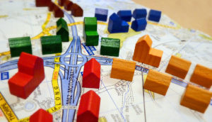 segregated neighborhoods