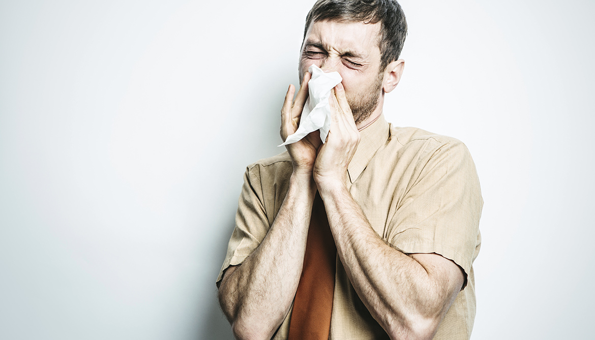 Can a common cold virus lead to asthma?