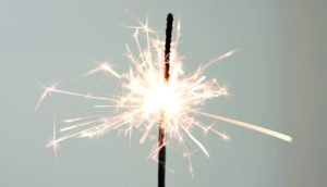 sparkler - energy
