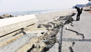 2011 earthquake in Japan