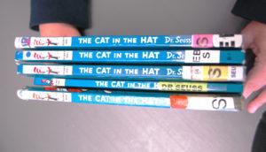 Cat in the Hat books
