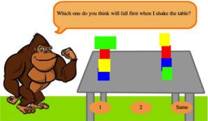 EarthShake learning game