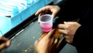 methadone in cup