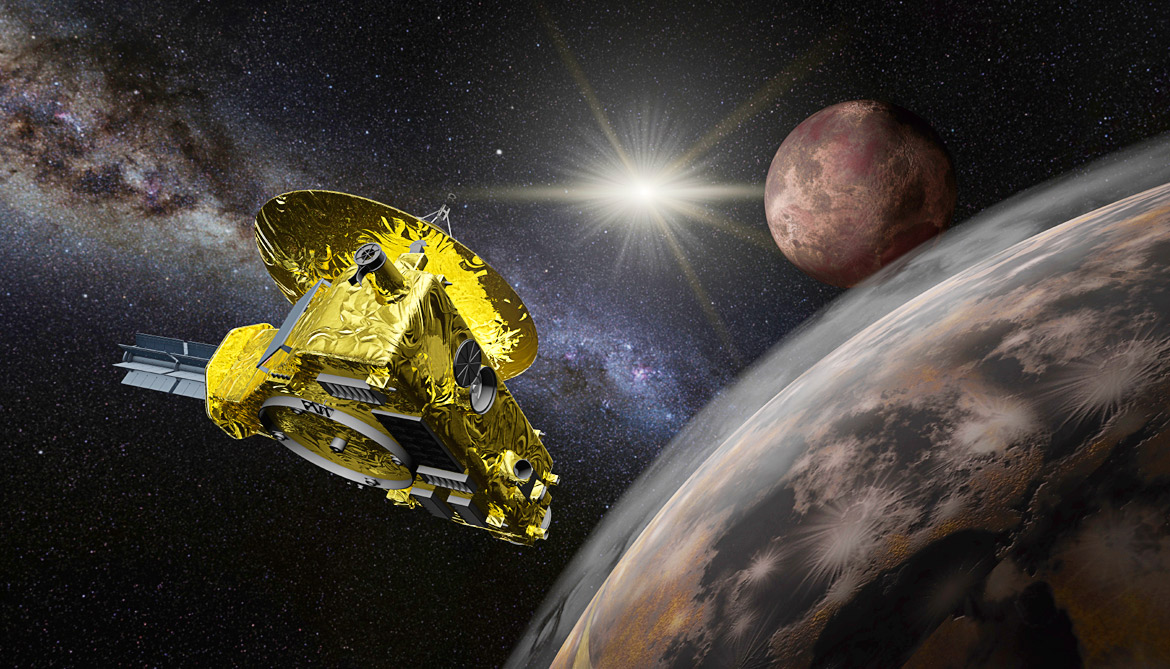 Get ready for New Horizons' flyby of Pluto
