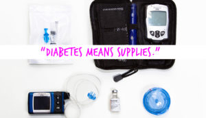 diabetes supplies