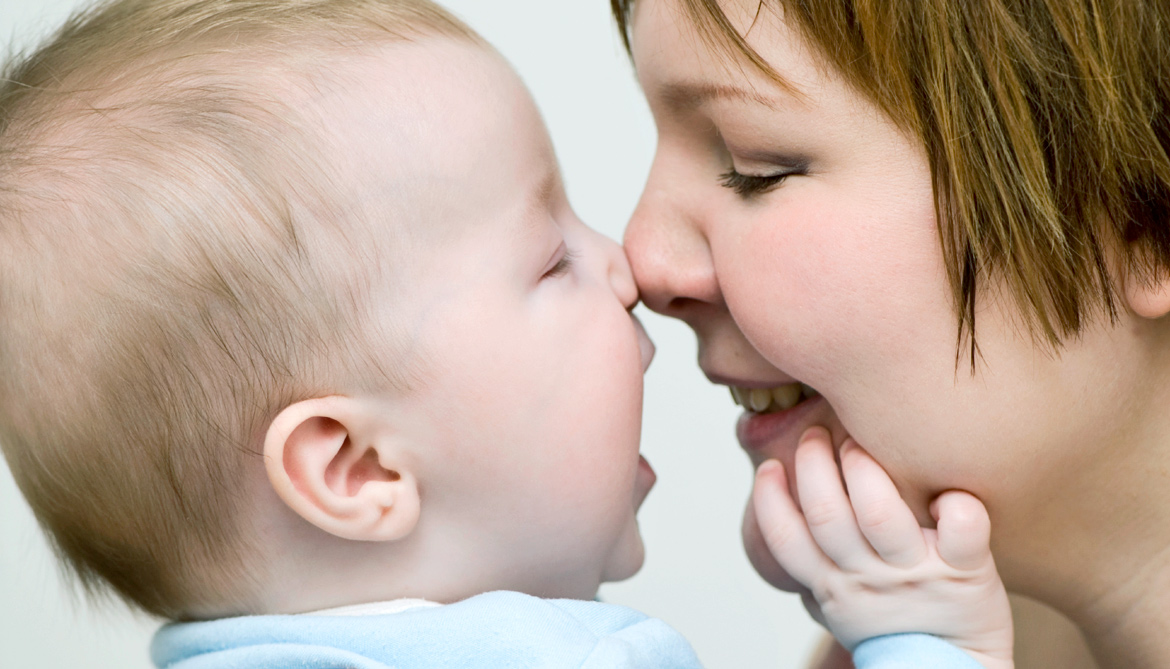 When moms 'tune in,' babies show empathy later