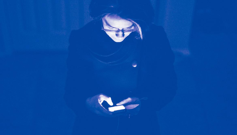 How smartphones can worsen blue feelings