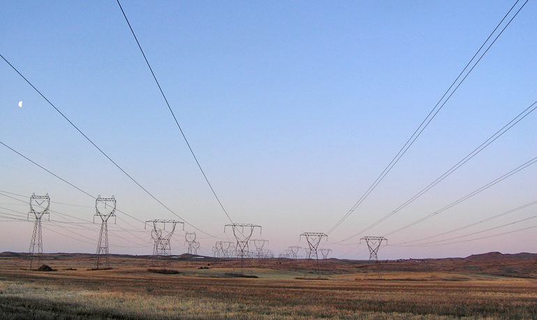 transmission lines in WA