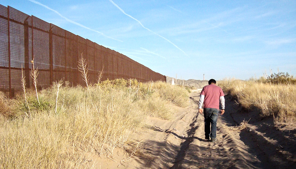 Professor says U.S.-Mexico wall is 'nonsense'