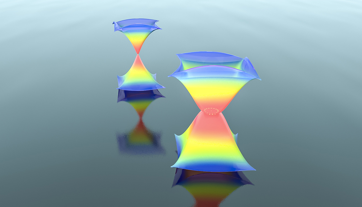 Physicists discover ring of exotic 'exceptional points'
