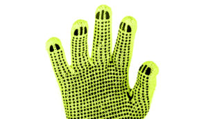 """hand in glove with """"sensors"""""""