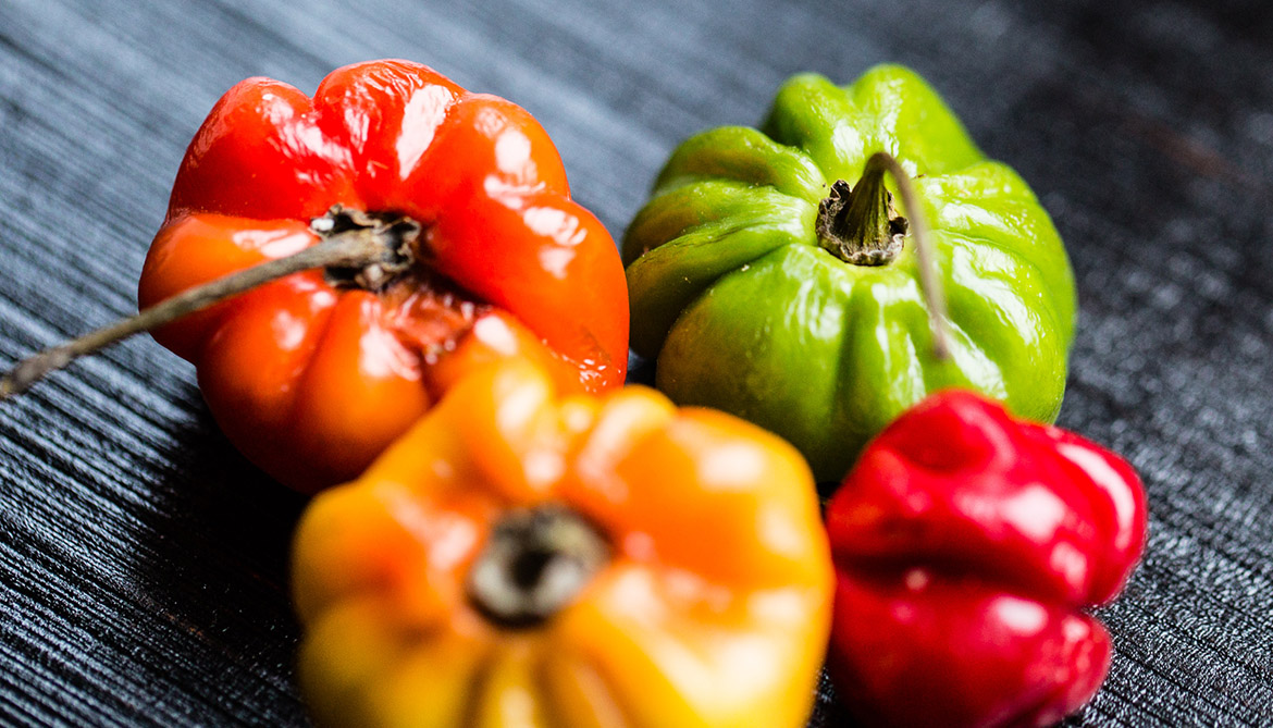 Can eating peppers help you live longer?