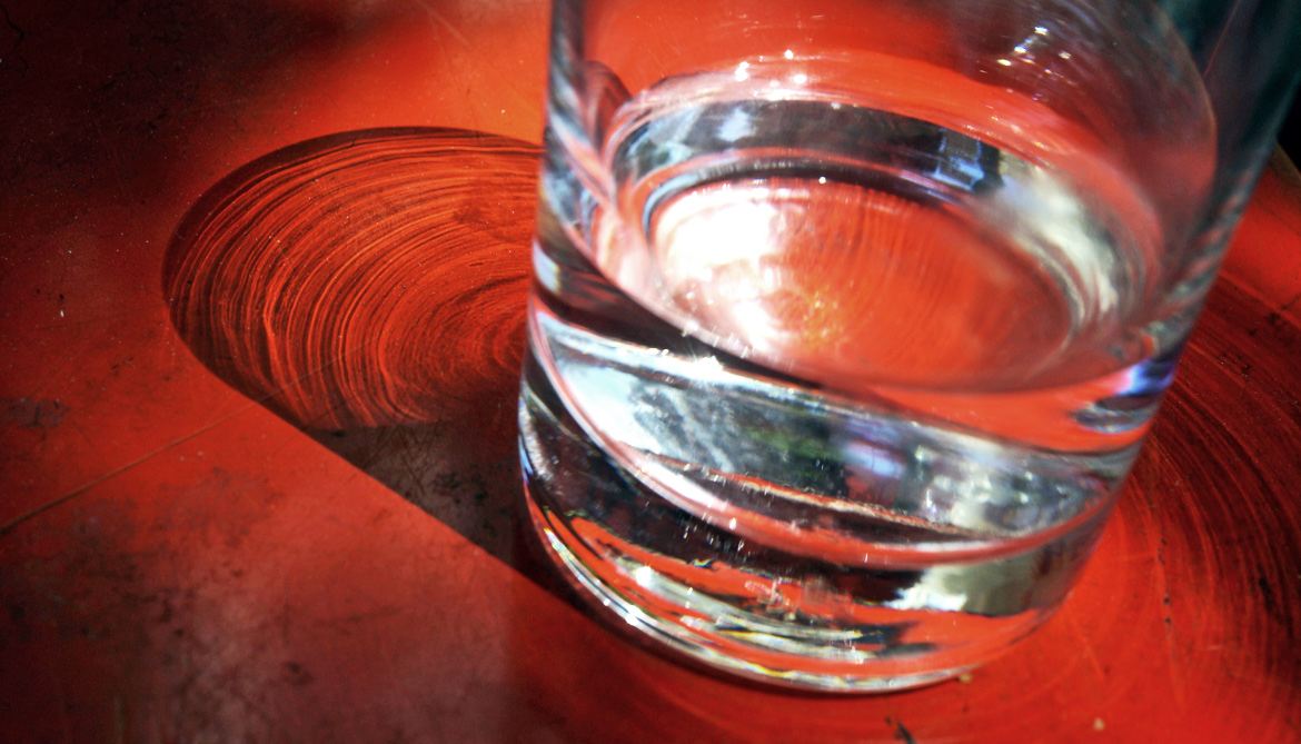 Arsenic attaches to water that's 'too pure'