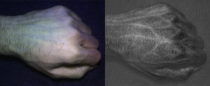 hand with HyperCam
