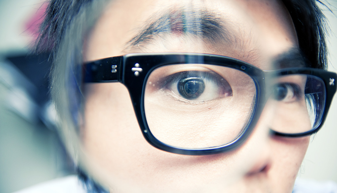 Your 'mind's eye' can make its own decisions
