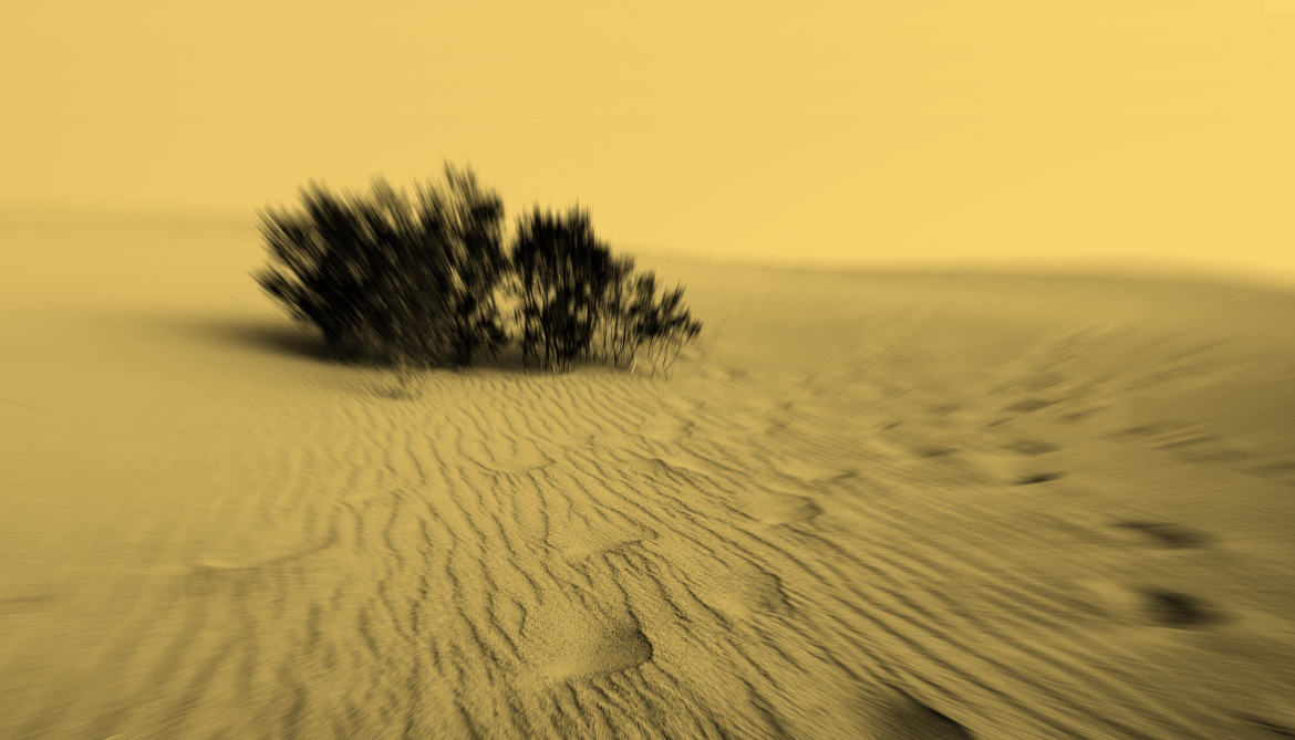 Sand dunes emit creepy 'burps' and moans