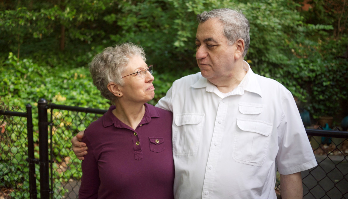 Older men feel frustrated when wives want support