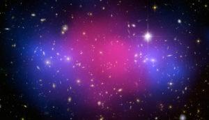 dark matter clusters