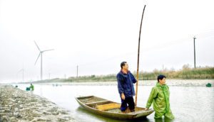 China's Xioa Yan Kou wind farm