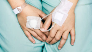 IV hands