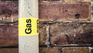 residential gas pipe