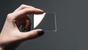indium square of screen