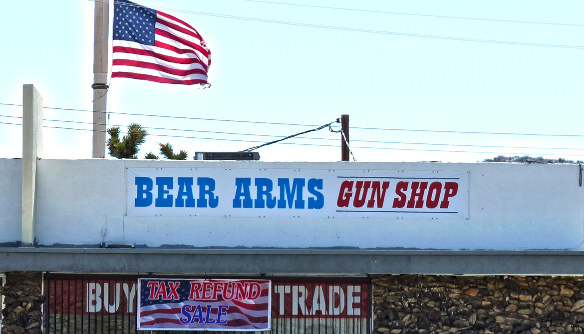 Poll shows Americans are really confused about gun laws