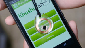 Kushi Baby necklace