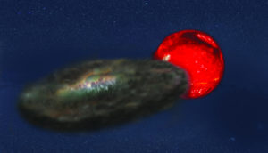 illustration of longest eclipse