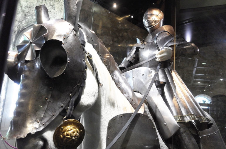 Henry VIII armor