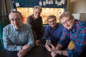 Cornell research team