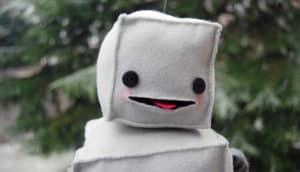 handmade robot